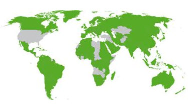 Reduktion af CO2 - Kyoto