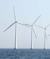 Danske vindmøller og grøn vedvarende energi