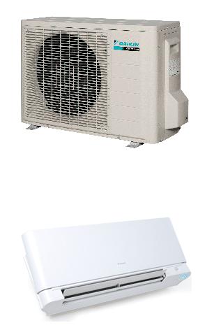 Luftvarmepumpe - varmepumpe med luft til luft